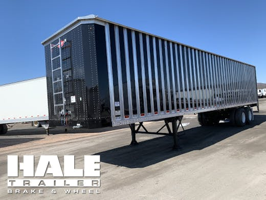 New Walking Floor Trailers for Sale