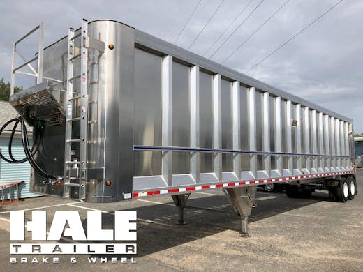 New and Used Walking Floor Trailer for