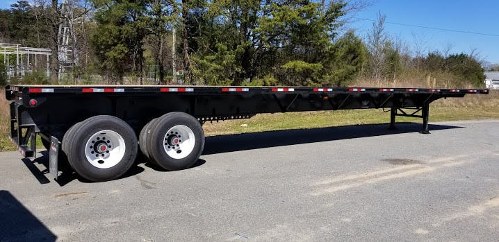 2020 MANAC STEEL EXTENDABLE FLATBED TRAILER #642146