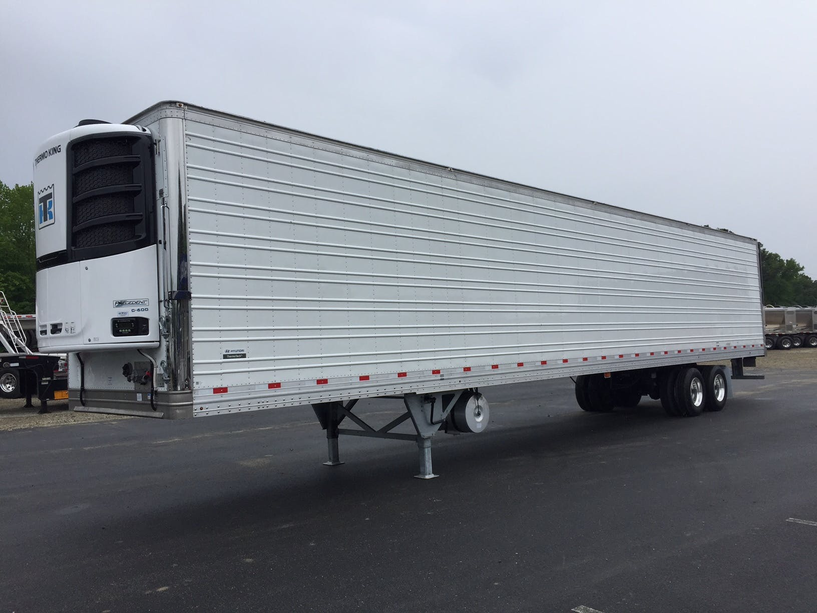 2020 HYUNDAI REEFER TRAILER #643534
