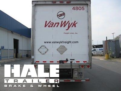Van 927489 2004g Dane Hale Trailer