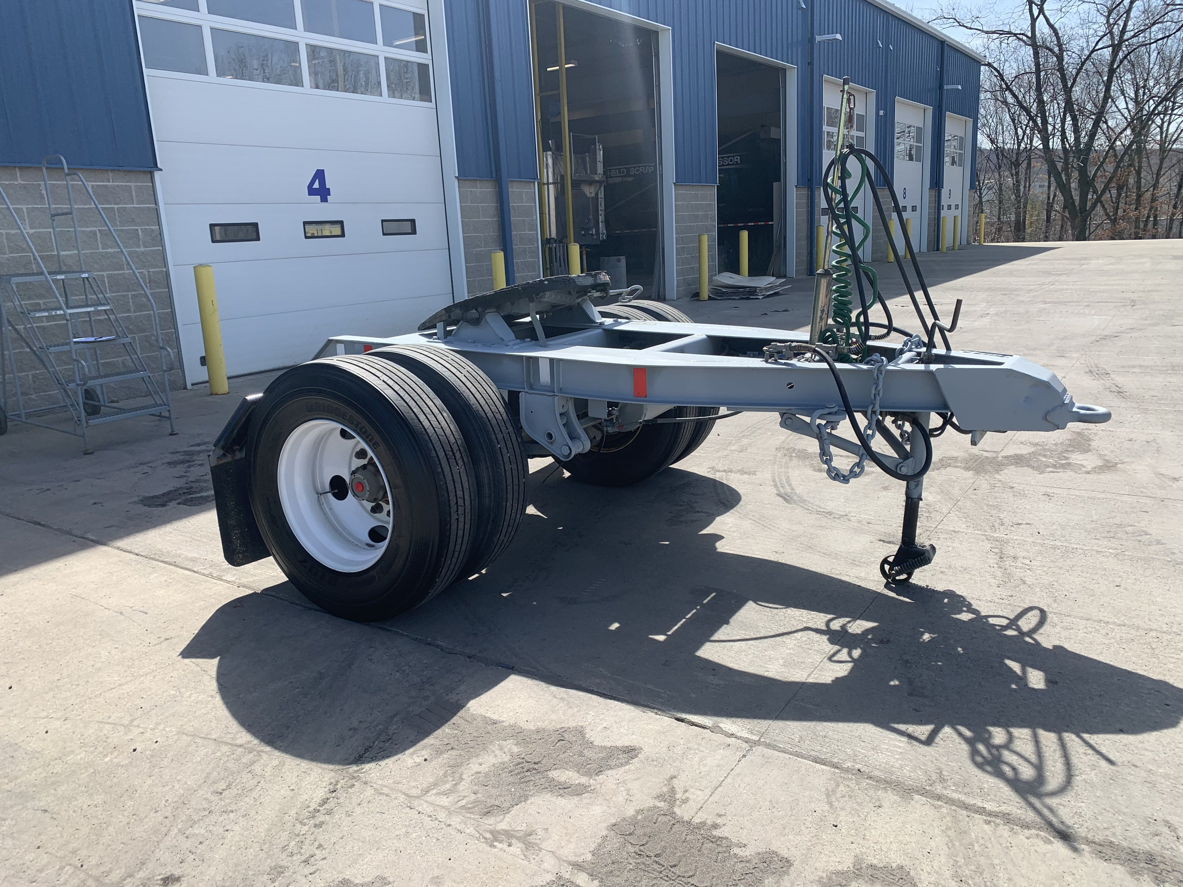 2014 GREAT DANE CONTAINER DOLLY TRAILER #643459